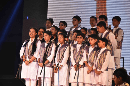 Annual Day Celebration  – Primary Section